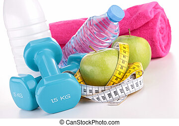 fitness and diet food