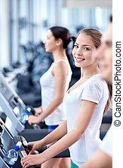 fitness centrer