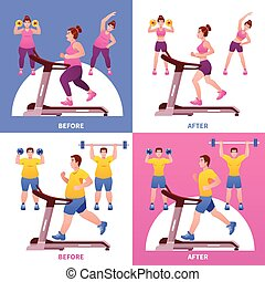 Fitness Design Concept