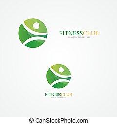 Fitness  design  logo
