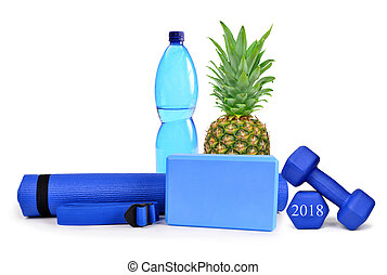 Healthy resolutions for the New Year 2018. - Fitness...