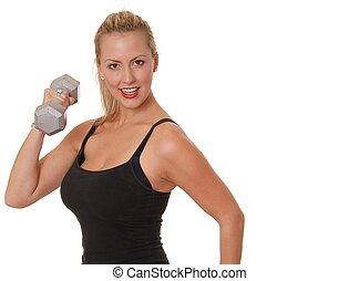 Fitness Girl 201