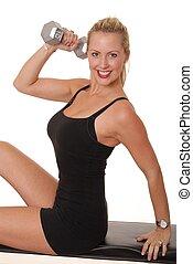 Fitness Girl 302