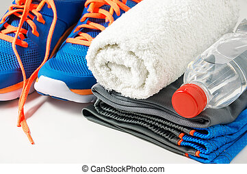 Fitness gym accessories