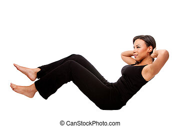 Fitness health exercise