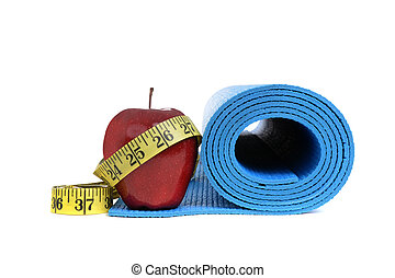 Fitness health objects