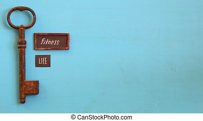 fitness is life, Motivation for sports, Inspirational -...