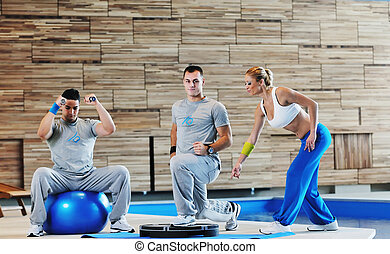 fitness personal trainer