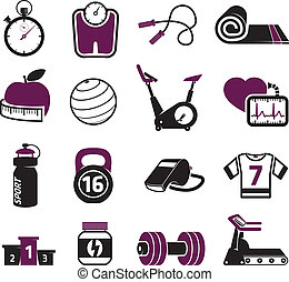 Fitness set - Fitness equipment collection