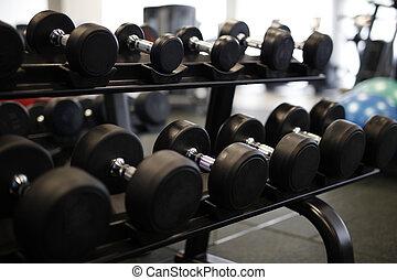 Fitness sport gym