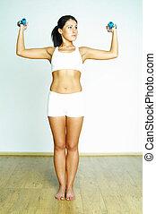 fitness, tid