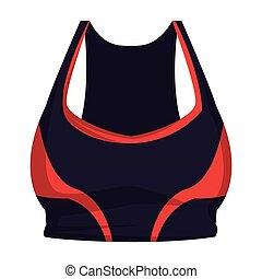 Fitness women top