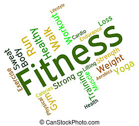 fitness words illustrations and stock art 7 319 fitness words