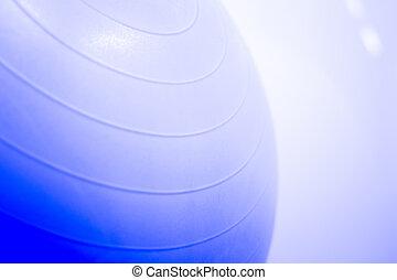 Fitness yoga and pilates gym ball