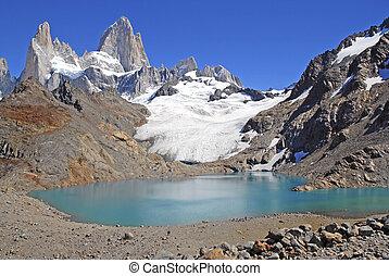 Fitz Roy Massif, Argentina
