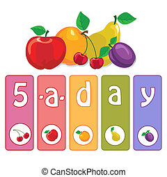 Five-a-day