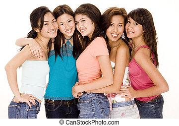 Five Friends #1