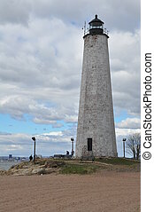 Five Mile Lighthouse - New Haven CT