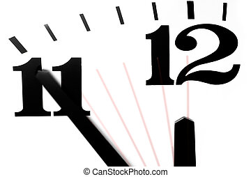 Five Minutes to Midnight - Happy new Year!