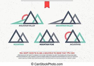 five mountains
