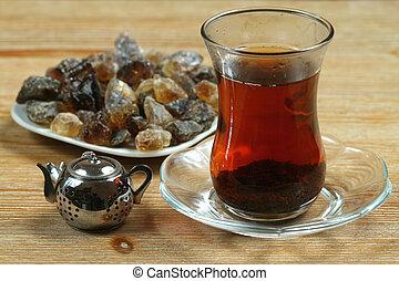 Five o'clock - tea time
