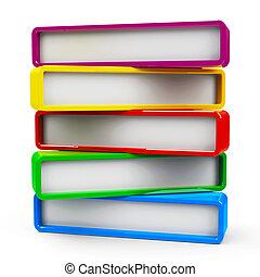 Five rectangle - five steps #2
