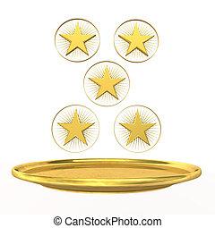 Five-Star Chef