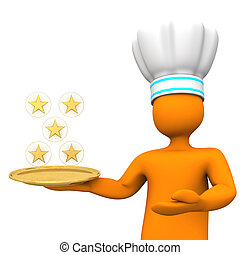 Five-Star Chef Toon