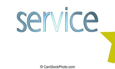 Five Star Service Animation