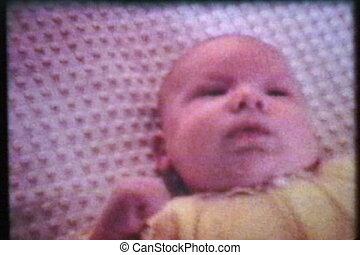 Five Week Old Baby (1962 - Vintage)