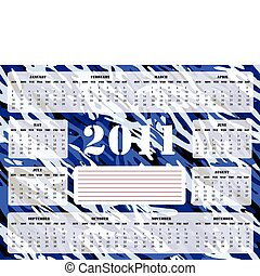 Five-Year Calendar 2010-2014 - Sund
