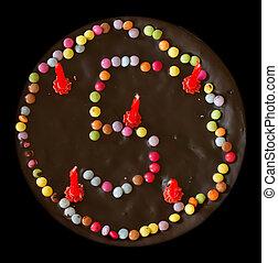 five years cake