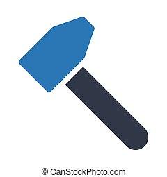 fix glyph color icon