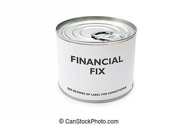 fixer, financier