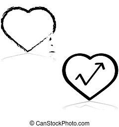 Fixing a heart