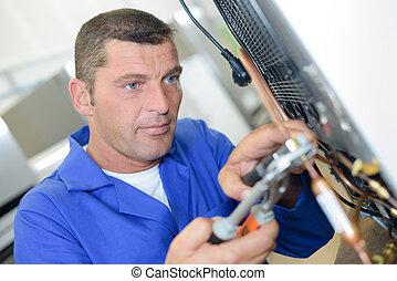 fixing appliance