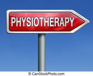 fizikoterápia