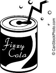 fizzy cola