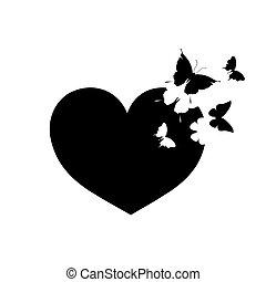 fjärilar, design