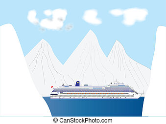 Fjord Cruise Liner