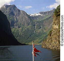 fjord, nerov