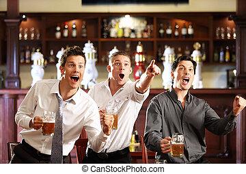 fläktar, pub