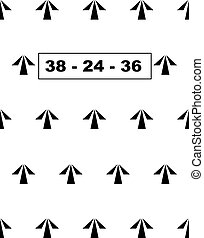 flèches, 38-24-36, prison