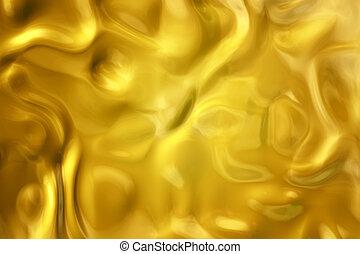 flüssiges gold