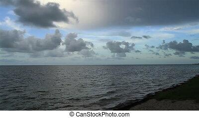 FL Natural Seashore Time Lapse
