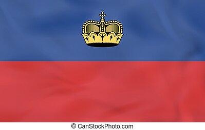 flag., εθνικός , liechtenstein , ανεμίζω αδυνατίζω , φόντο ,...