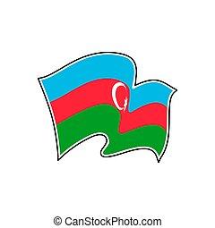 flag., μικροβιοφορέας , baku , αζερμπαϊτζάν