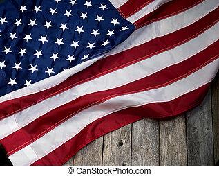 flag., 古い栄光