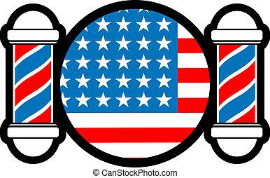 Flag american