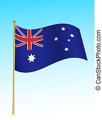 Flag - Australia -2